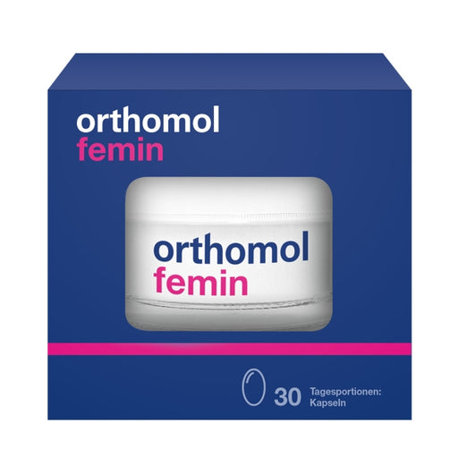 Orthomol Femin - Menopause Supplement