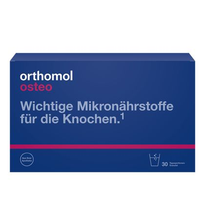Orthomol Osteo - Bones Supplement 30 days