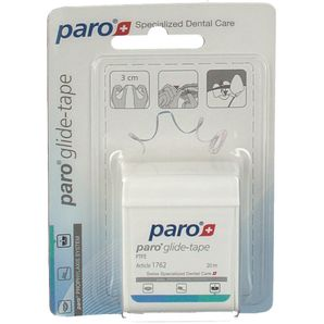 Paro Glide Tape Dental Floss 1 pcs