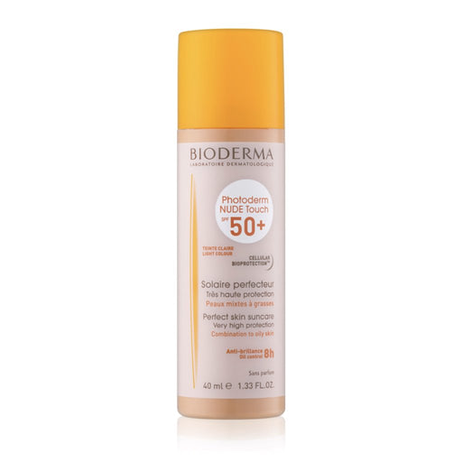 Bioderma Photoderm NUDE Touch Make-up SPF 50+ (Light) 40 ml