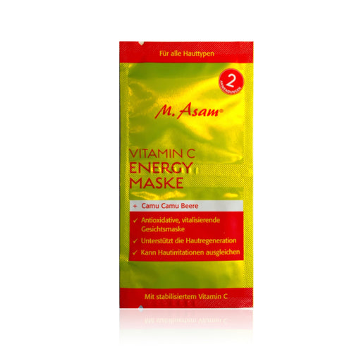 M Asam Vitamin C Energy Mask for 2 Applications