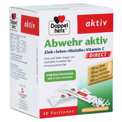 Doppelherz Active Defense Direct 40 Sachets