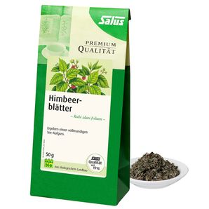 Salus Raspberry Leaves Herbal Tea Organic 50 g