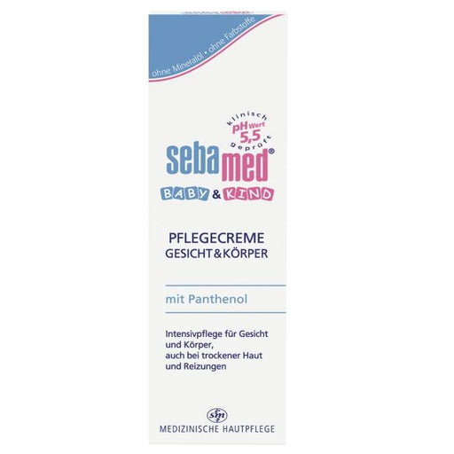 Sebamed Baby & Child Cream - Face & Body