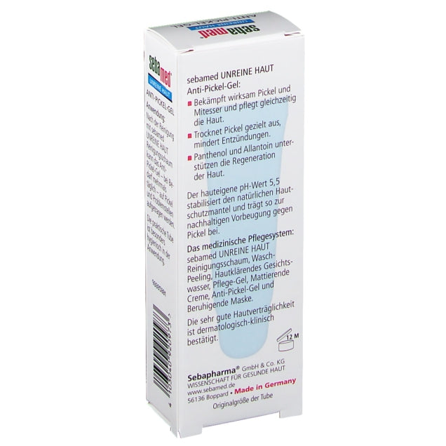 SebaMed Clear Skin Anti Pimple Gel 10 ml