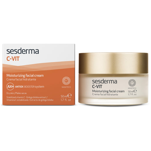 Sesderma C-Vit Moisturising Facial Cream 50 ml