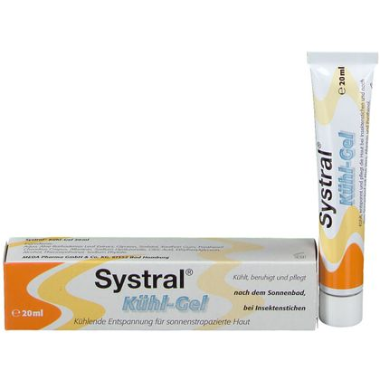 Systral Cooling Gel 20 ml