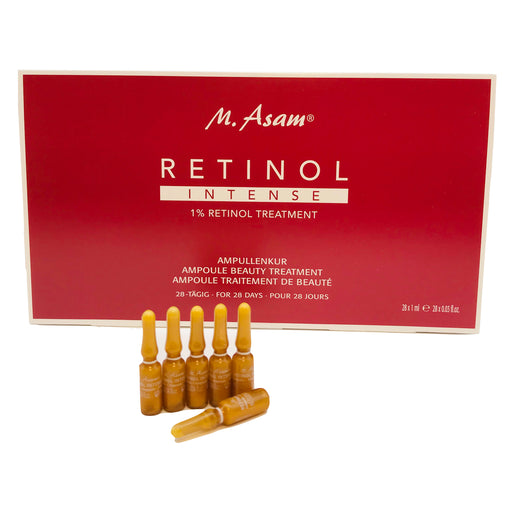 M Asam Retinol Intense Treatment Special Size 28 x 1ml