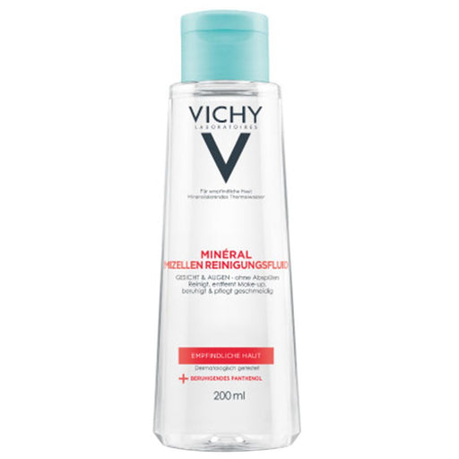 Vichy Pureté Thermal Minéral Micellar Water For Sensitive Skin 200 ml
