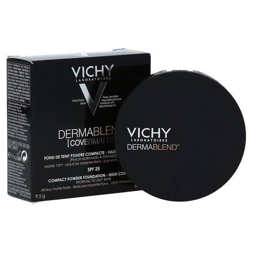 Vichy Dermablend Covermatte Compact Powder Foundation 9.5 g