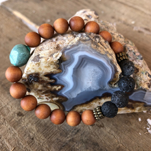 Load image into Gallery viewer, Wisdom from Above- March's Bracelet