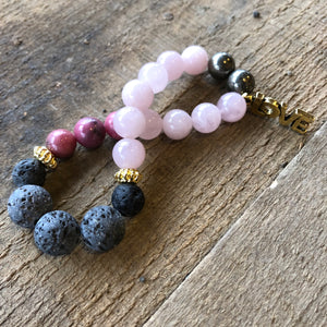 Love Endures - February's Bracelet