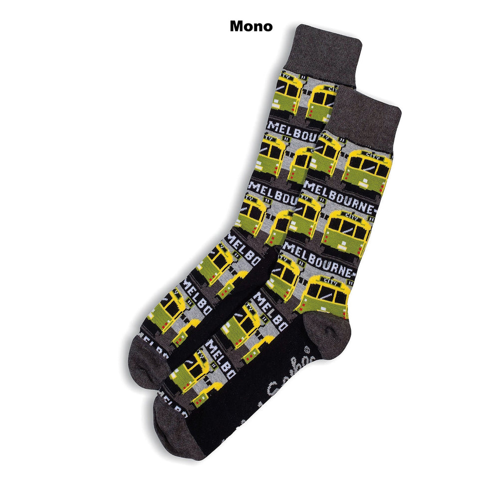 SOCKS - BING BING - AUSTRALIAN COTTON - Mono - 2-8
