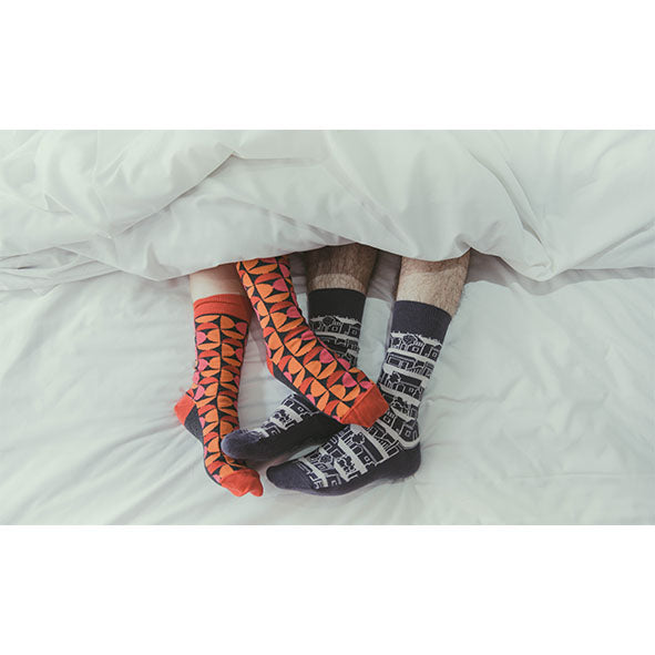 SOCKS - NEIGHBOURHOOD - AUSTRALIAN COTTON -  -