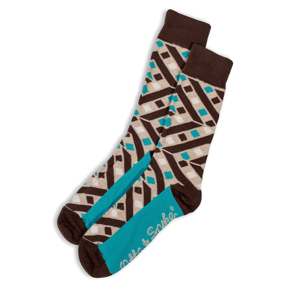SOCKS - HELTER SKELTER - AUSTRALIAN COTTON -  -