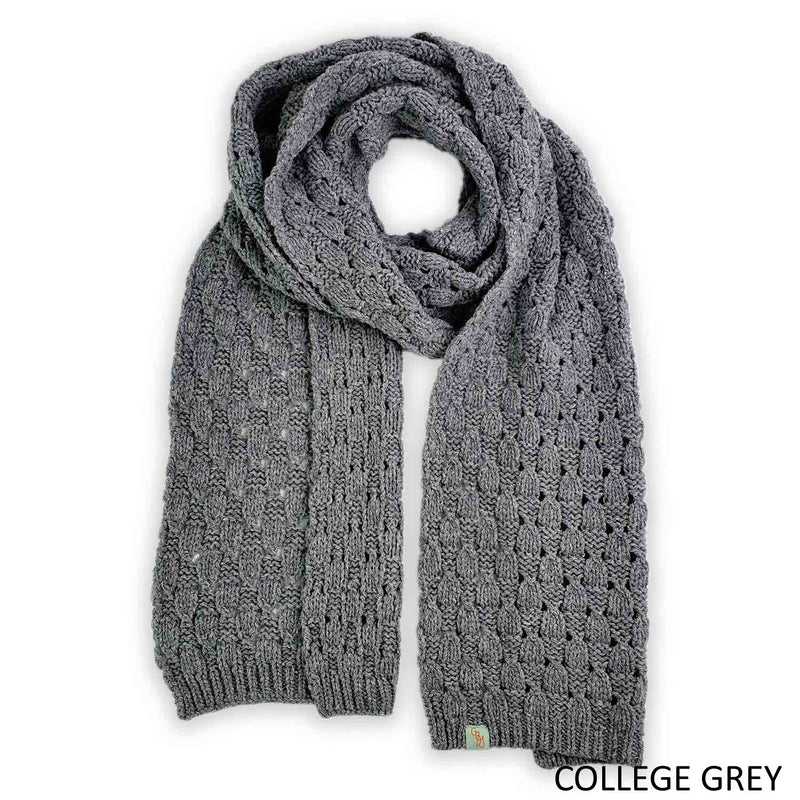MELD SCARF - LAMBSWOOL -  -