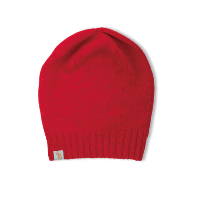BEANIES - BAIL - LAMBSWOOL - Rust / Main Image -