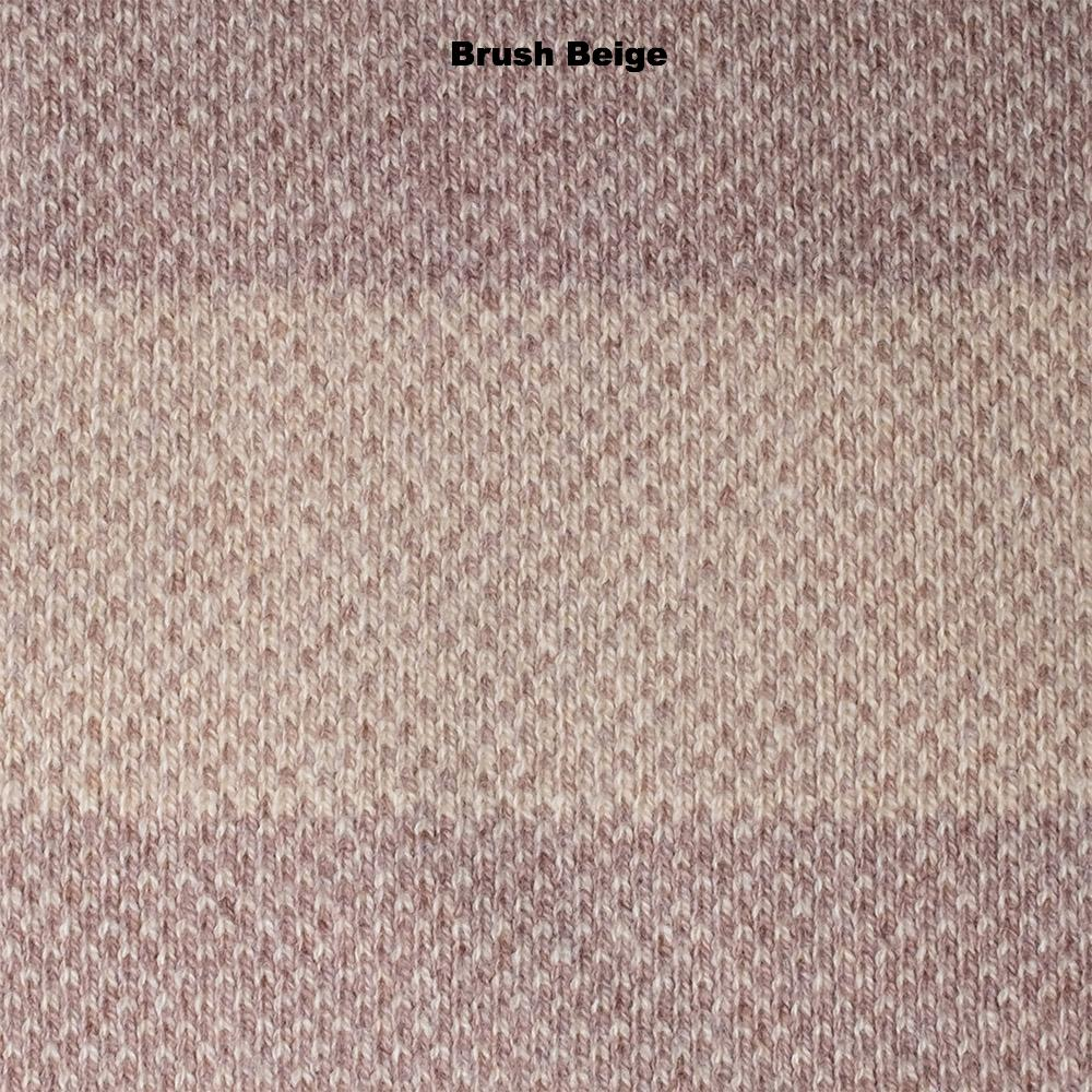 SCARVES - BIRDY - LAMBSWOOL - Brush Beige -