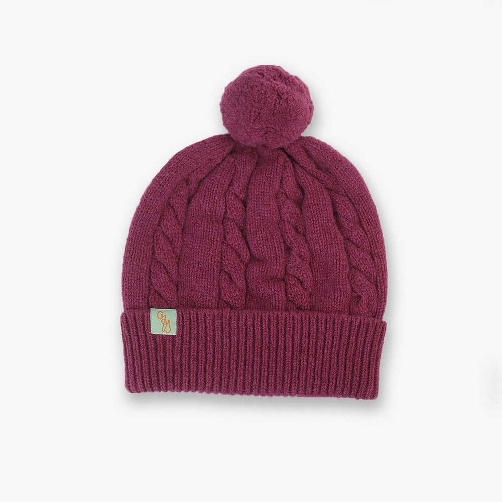 BEANIES - CABLE - WINTER HATS -  -