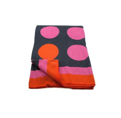 BLANKETS - CONNECT 4 - WOOL BLANKETS -  -