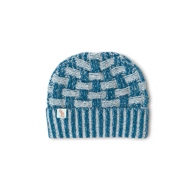 BEANIES - WICKER - WINTER HATS - Diesel Blue / Main Image -
