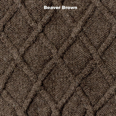 BEANIES - HARMONY -  WINTER HATS - Beaver Brown -