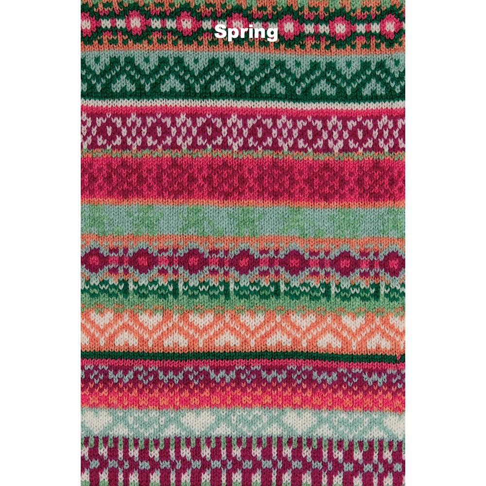 SCARVES - FAIRPLAY - LAMBSWOOL - Spring -
