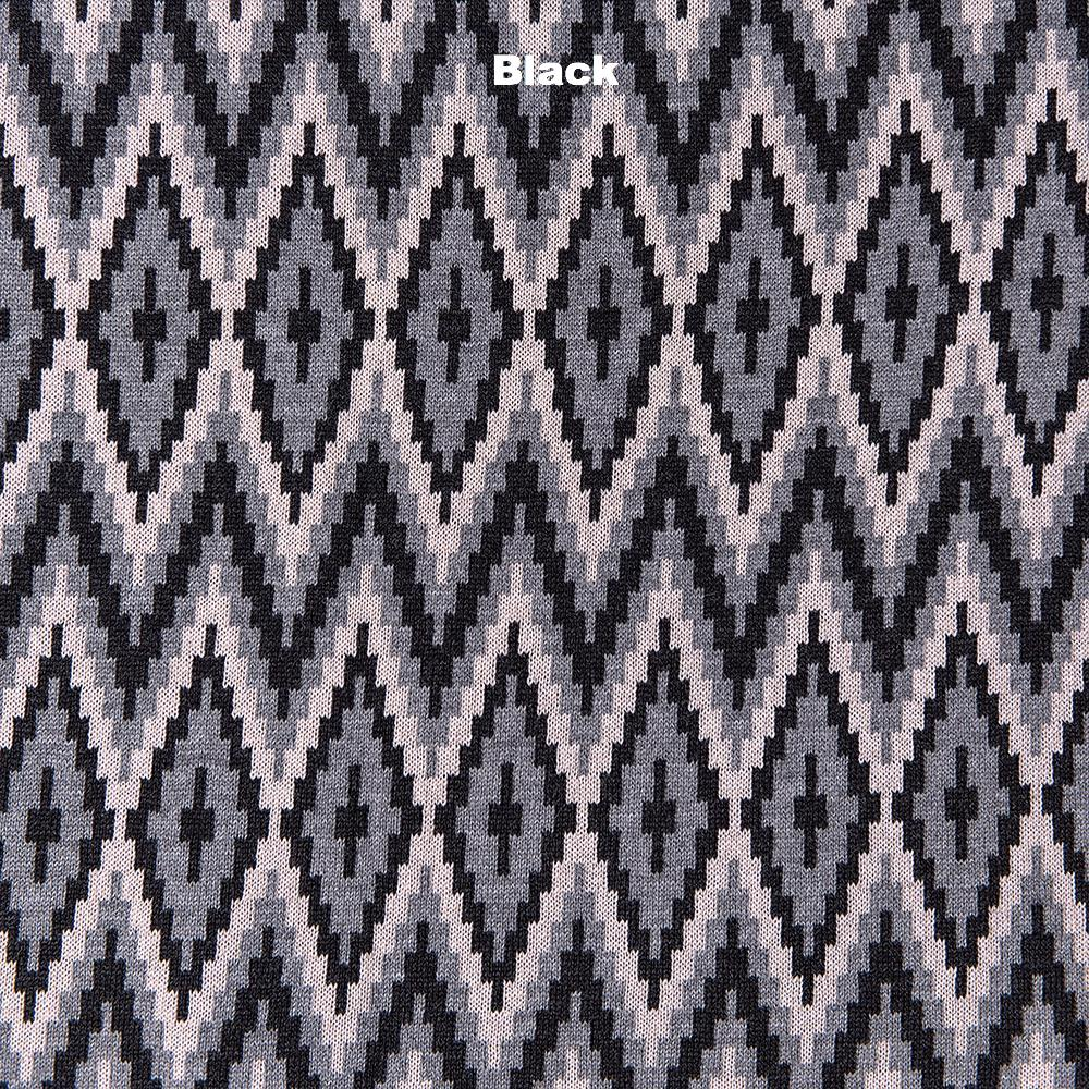 BLANKETS - BOND - KNIT WOOL BLANKETS - Extra Small - Black