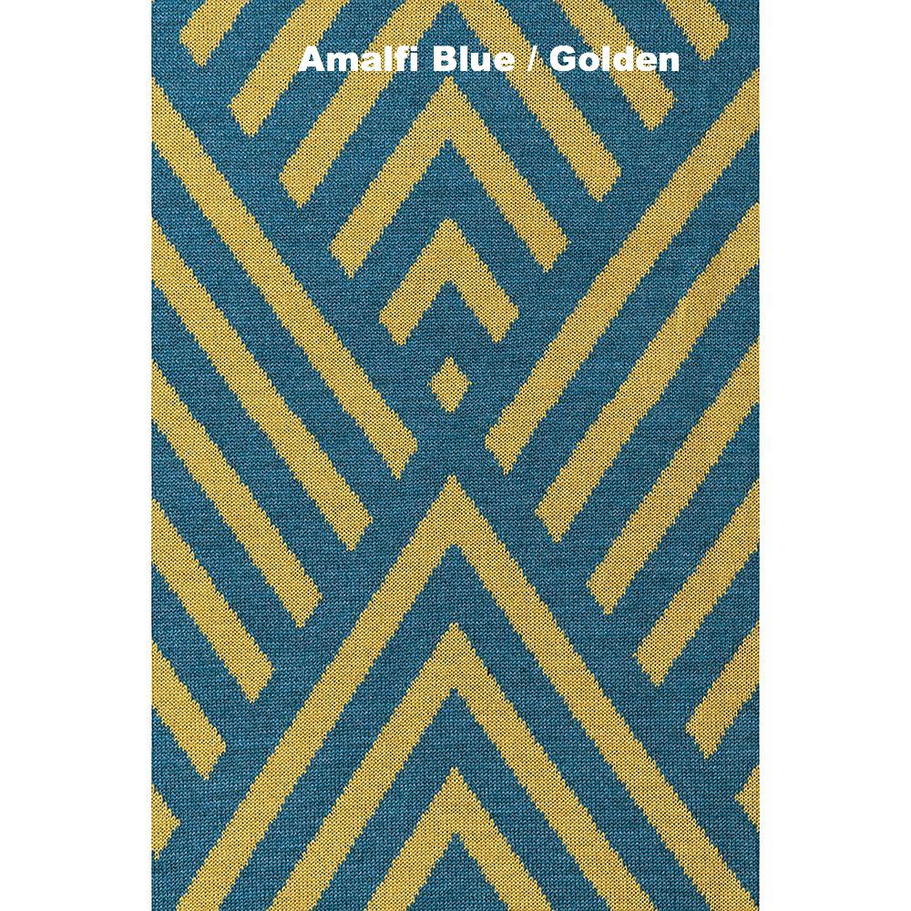 BLANKETS - STRIKE - MERINO - Extra Small - Amalfi  Blue/ Golden