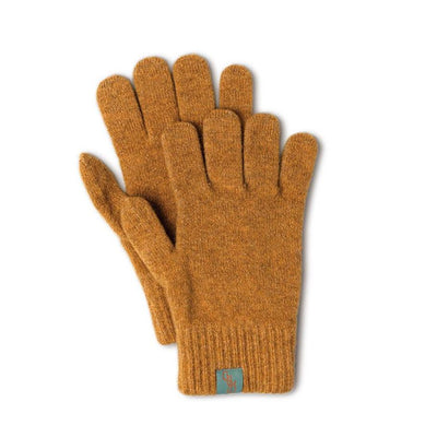 GLOVES - GLOVES - LAMBSWOOL - Gazelle Mustard / Main Image -