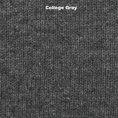 PONCHOS - AMELIE - LAMBSWOOL - College Grey -