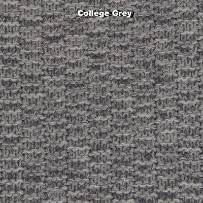 SCARVES - MUMBO JUMBO -  LAMBSWOOL - College Grey -