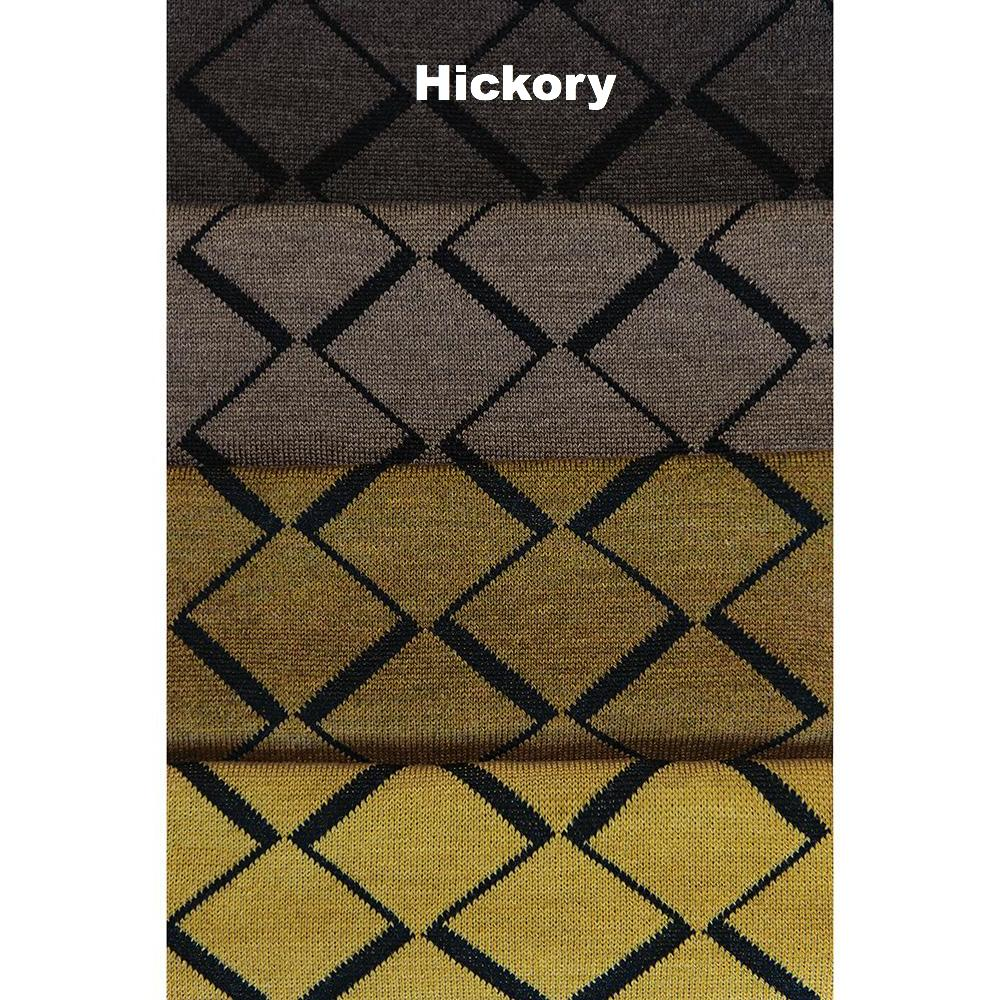 SCARVES - TIP TOE - WOOL SCARVES - Hickory -