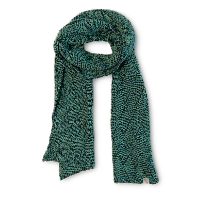 SCARVES - GEM - MERINO - Tarragon / Main Image -
