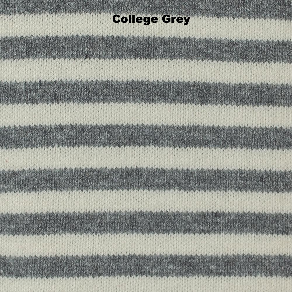 SCARVES - FLEMMING - LAMBSWOOL - College Grey -