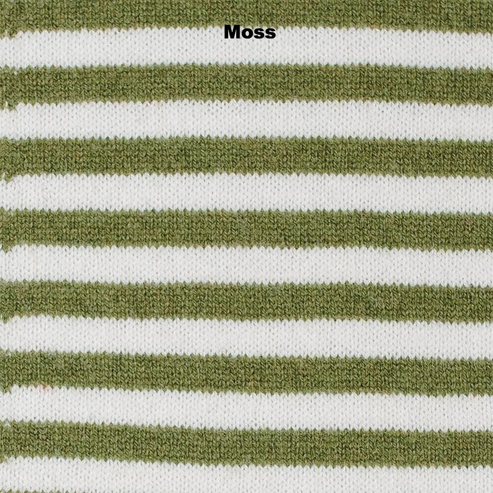 SCARVES - FLEMMING - LAMBSWOOL - Moss -