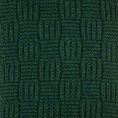 SCARVES - LEFTY - LAMBSWOOL - Cossack Green -