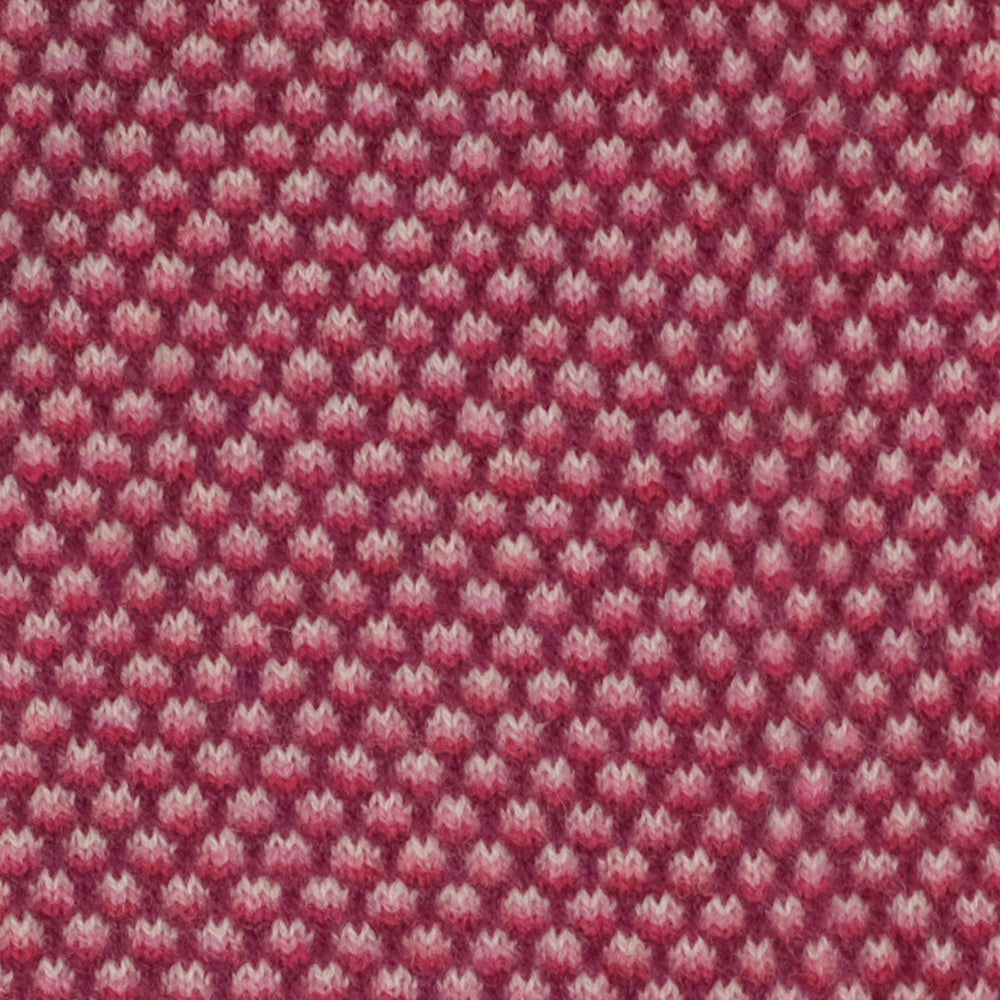 LOOP'D'LOOP SNOOD - LAMBSWOOL - Rosehip Pink -