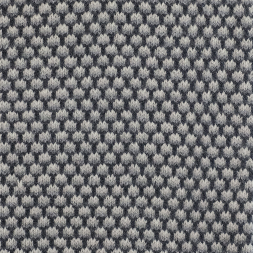 LOOP'D'LOOP SNOOD - LAMBSWOOL - Nikau Grey -