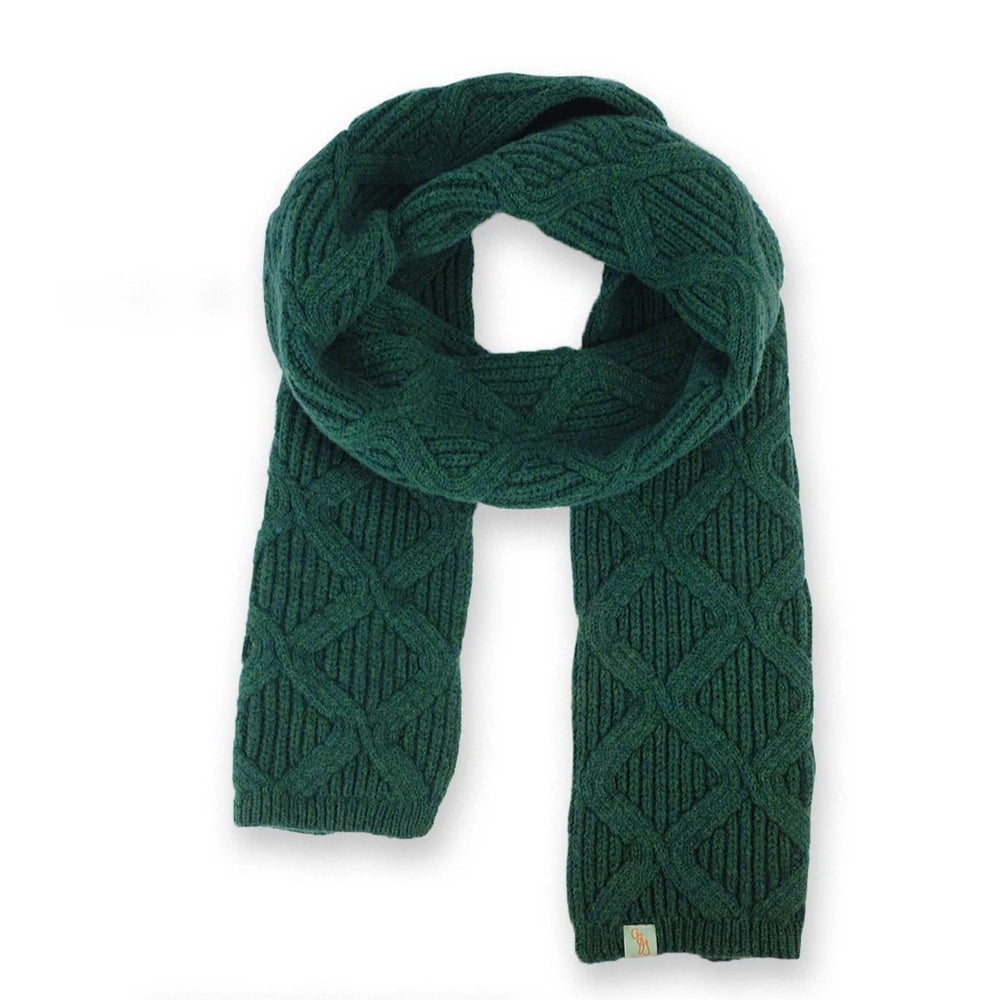 SCARVES - MERGE - LAMBSWOOL -  -
