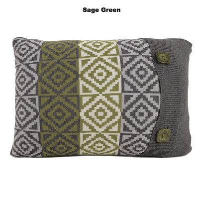 MIZZLE CUSHIONS - MERINO - Sage Green - Breakfast