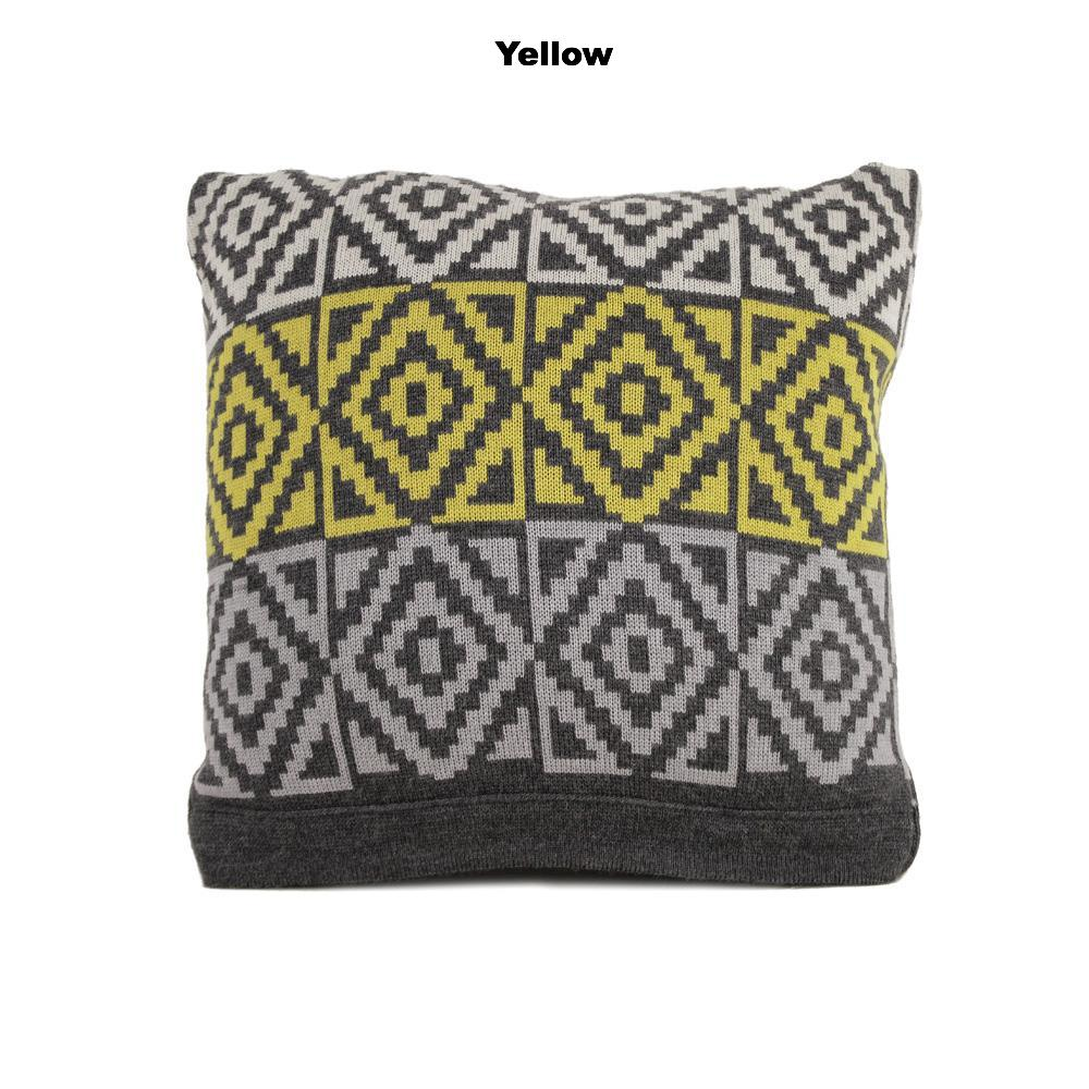 MIZZLE CUSHIONS - MERINO - Yellow - Breakfast