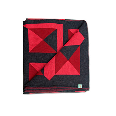 BLANKETS - TURN IT UP - MERINO WOOL -  -