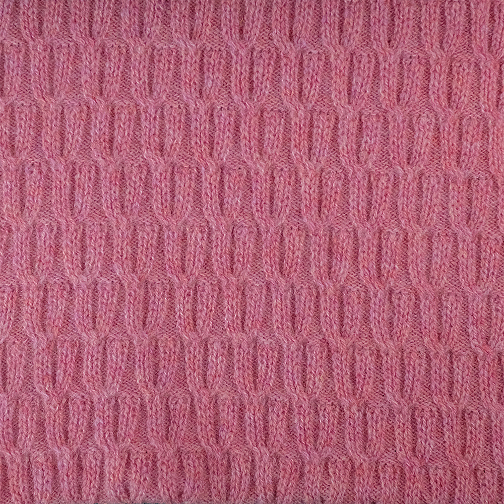SCARVES - POD - LAMBSWOOL - Nought Pink -