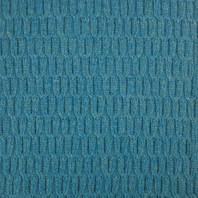 SCARVES - POD - LAMBSWOOL - Barracuda Blue -