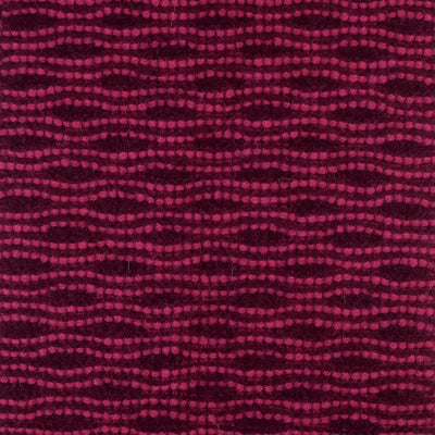 SCARVES - PULSE - LAMBSWOOL - Bordeaux Maroon -