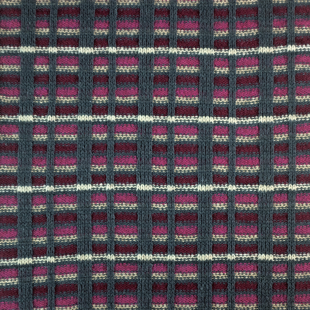 PONCHO - STRAIGHT AND NARROW - Rosehip Pink -