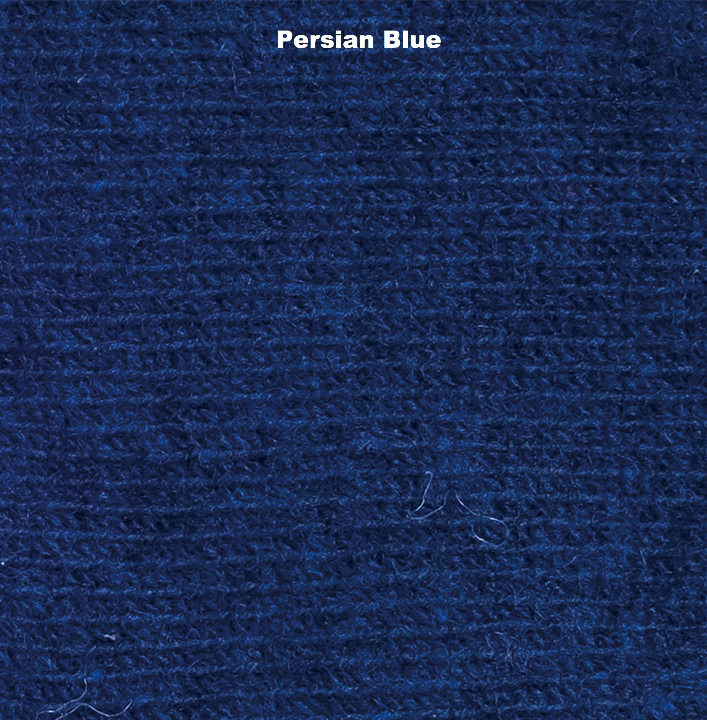 GLOVES - FAGINS - LAMBSWOOL - Persian Blue -