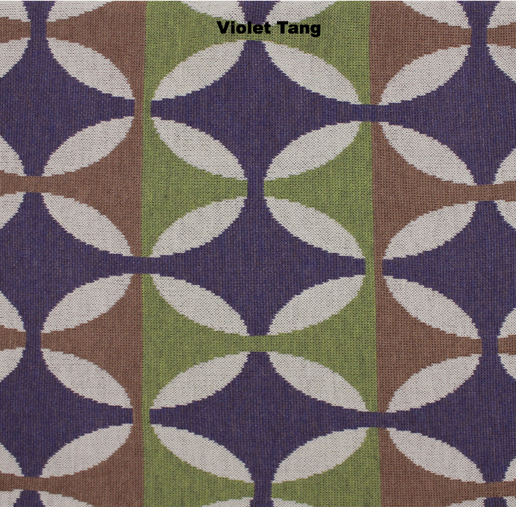 BLANKETS - OVERUNDER - MERINO - Violet Tang - Extra Small