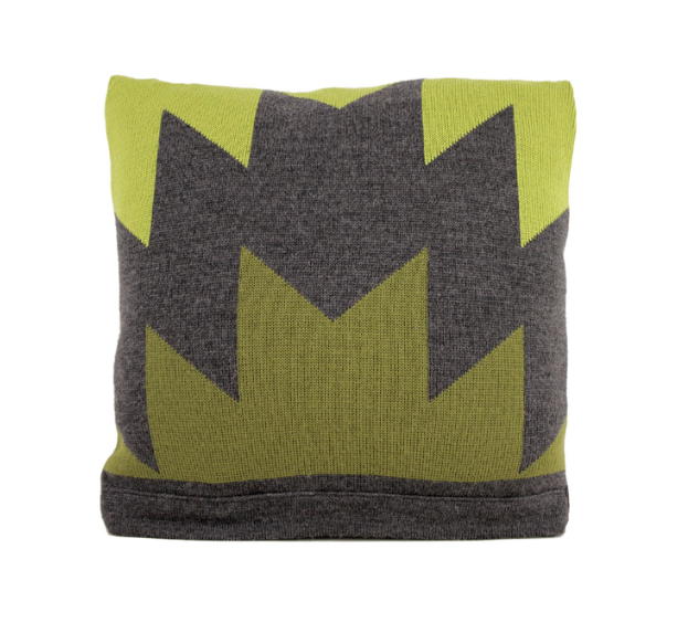 STARSTRUCK CUSHIONS - MERINO - Sage Green Medium - Breakfast